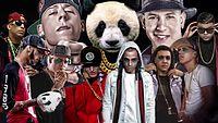 PANDA REMIX   Daddy Yankee, Cosculluela, Arcangel, Ñengo Flow, Farruko y mas.mp4