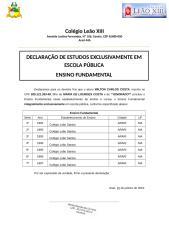 Modelo Declaração Escolar.docx