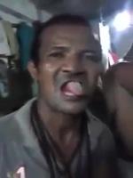 Vídeos engraçados do Whatsapp! - A língua mutante!.mp4