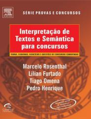 Marcelo Rosenthal e Pedro Henrique - Interpretacao De Textos e Semantica - 1a Ed. 2012.pdf