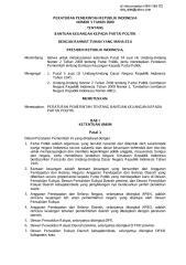 PP 05 2009 BANTUAN KEUANGAN  KEPADA PARPOL.pdf