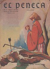 El Peneca Zig Zag N° 1863 por EliasLR.cbr