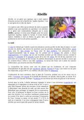 Abeille +miel.docx