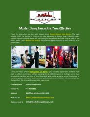 Master_Livery_Limos_Are_Time_Effective.PDF