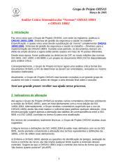 OHSAS 18001 - Analise Critica de Sistema.doc