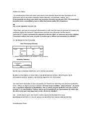 Análise dos dados.doc