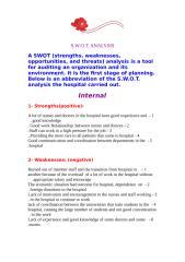 S.W.O.T. ANALYSIS.doc