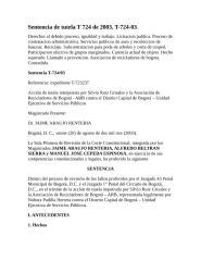 Sentencia de tutela T 724 de 2003.doc