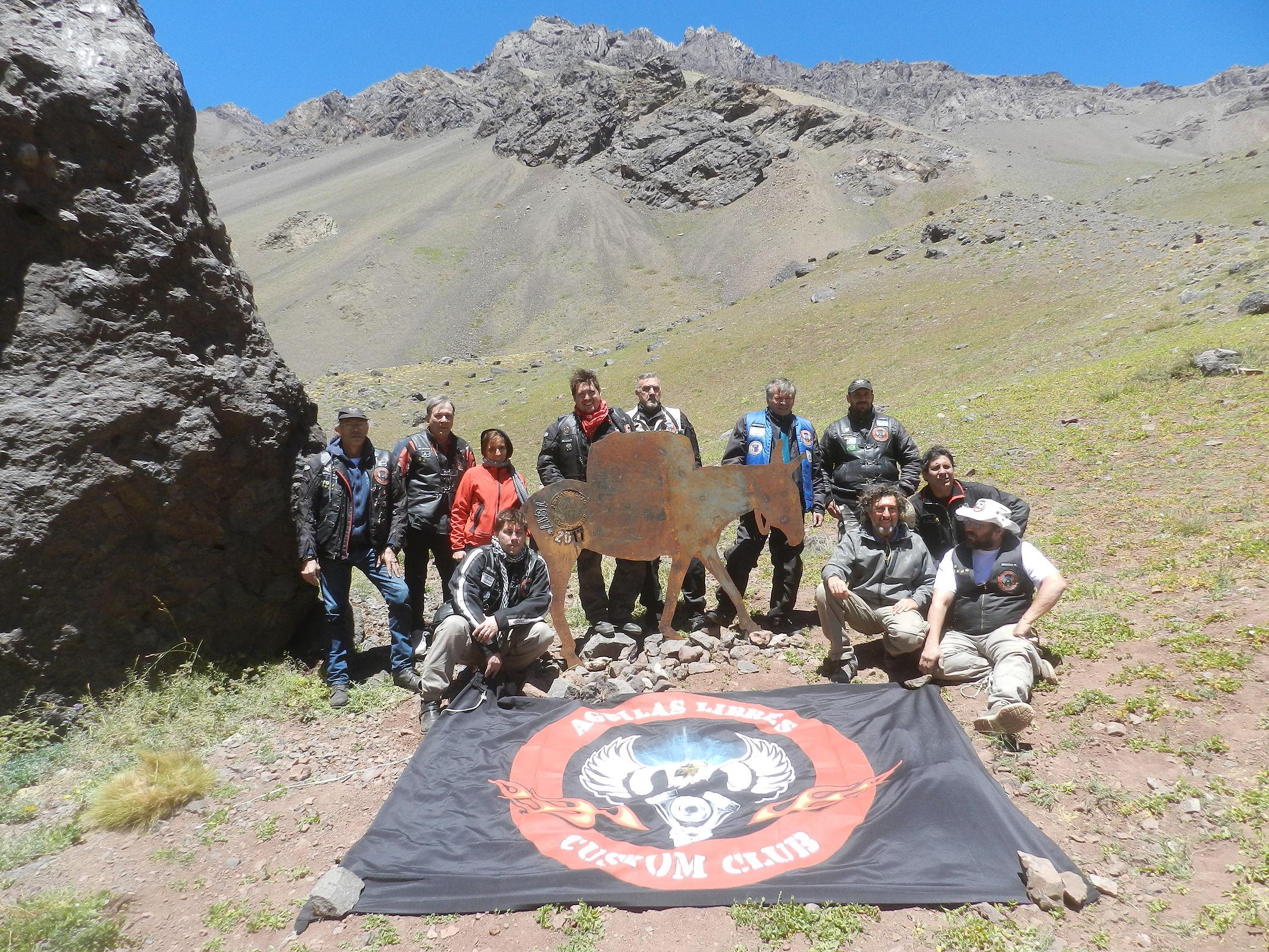 Homenaje Gesta De Los Andes – Abril '18 – San Juan. DSCN6681