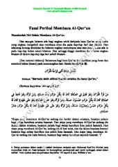 07 fasal perihal membaca al-qur'an.pdf