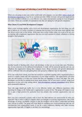 Advantages of Selecting a Local Web Development Company.pdf