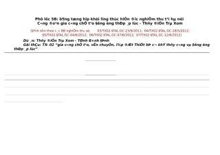 Bang tinh KL- Đợt 6-2013.doc