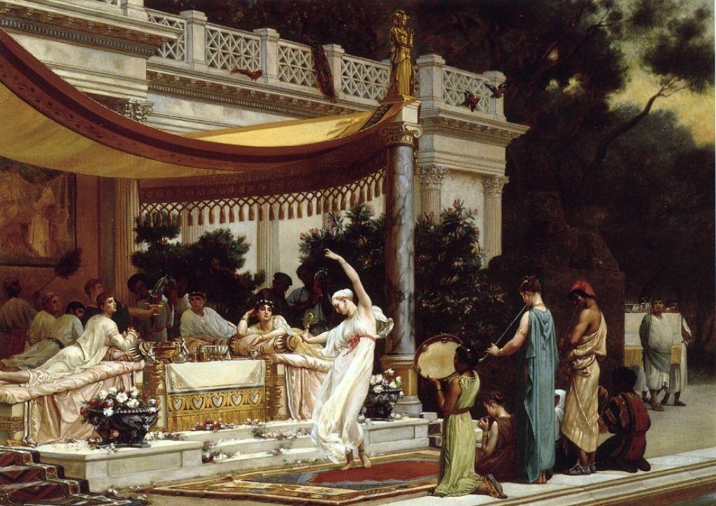 размещения танцы древнего рима картинки представлена