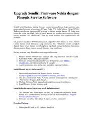 upgrade sendiri firmware nokia dengan phoenix service software.doc