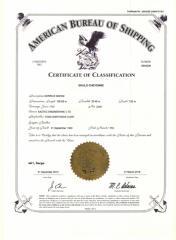 Certificate Of Classification 2013-2018 - Ekulo Cheyenne.pdf