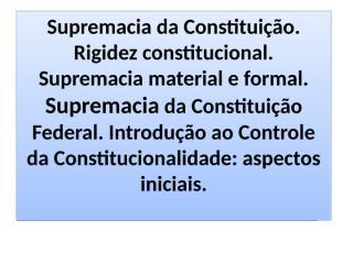 supremacia_da_constituicao_pp_97-2003.ppt