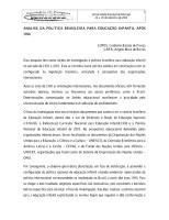Legislação para a Educação Infantil no Brasil -.PDF