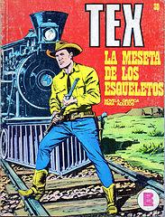 Tex 30.-La Meseta de Los Esqueletos (Buru Lan)(Watcher).cbr